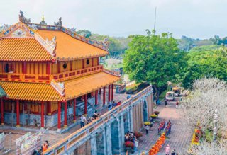 Enhancing the status of Hue heritage area