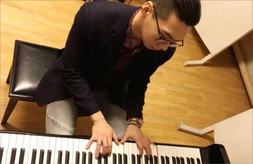 A man from Hue becoming the judge in an international music competition