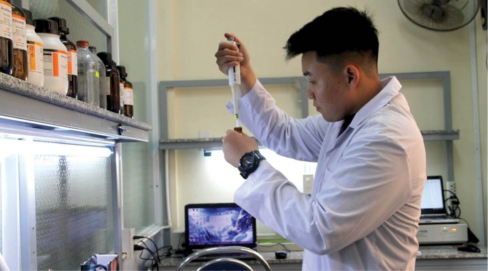 University of Sciences, Hue University: A core factor in scientific research