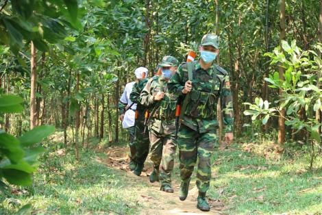 Preventing pandemic from the border area