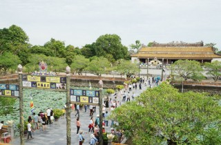 Hue: Monuments, landscapes, and tourist attractions allowed to reopen