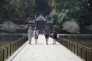 Hue relic sites to be reopened on April 30