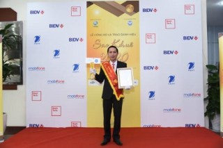 "IOC's ""Scene reflection solution"" was honored at Sao Khue Awards 2020"