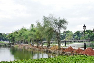 Making Tinh Tam lake into an attractive destination for visitors again