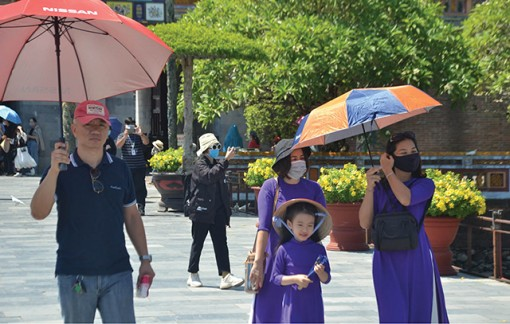 Hue would love to see tourists on the nearest days