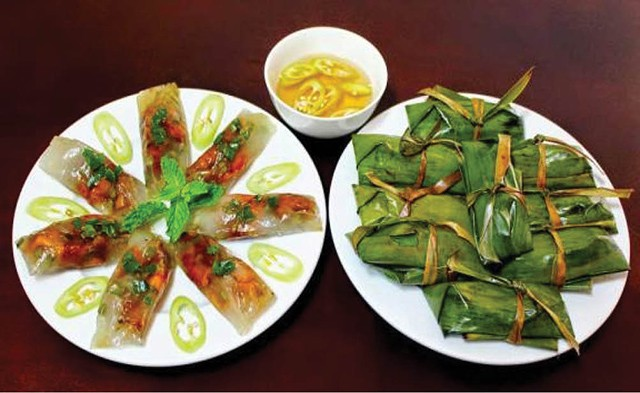 Hue cuisine and special pairs