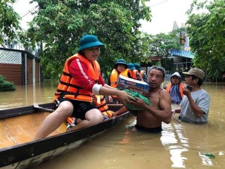 Hue City sets up two working groups to direct and respond to flood