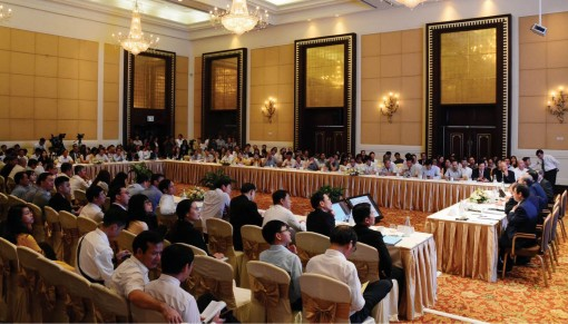 Hue would focus on exploiting Meeting, Incentive, Conference, Exhibition Tourism
