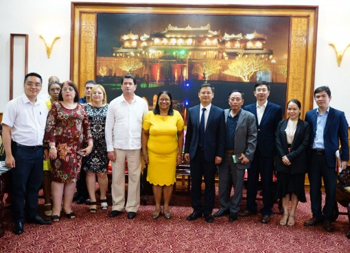 Cuba ready to send doctor delegation to support Thua Thien Hue