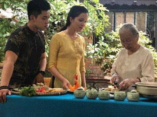 Compiling dossier on Hue culinary heritage