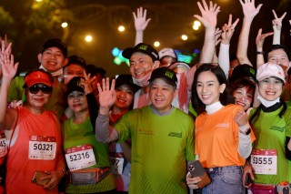 Impressive moments at VnExpress Hue Marathon 2020