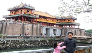Ngo Mon (Noon Gate) to be open to welcome visitors after a long time of restoration