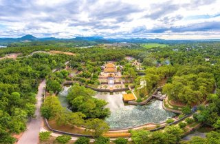 The Nguyen Dynasty with its historical and cultural heritages