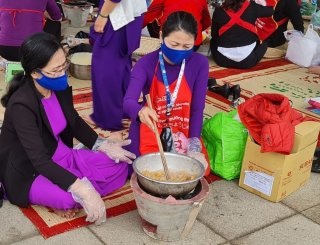 "The program of ""Hue Tet"" in Lunar New Year of the Buffalo – 2021 opened"