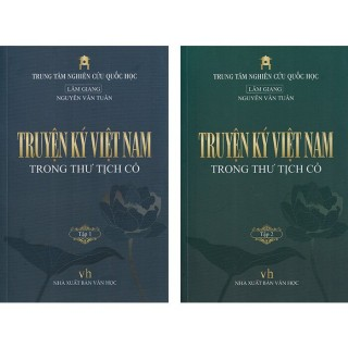 "Newly released book series ""Vietnamese stories in the ancient bibliography"""