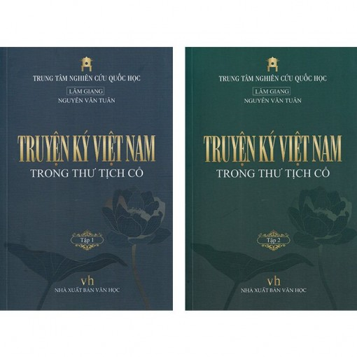 """Newly released book series """"Vietnamese stories in the ancient bibliography"""""""