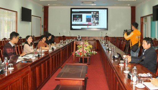 An international cooperation project coordinated by Hue University launched