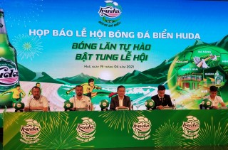Beach Football Festival in 7 central provinces to start April 25