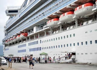 With suitable service, Hue will attract cruise passengers
