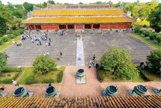 The Nine Dynastic Urns in Hue and their journey to be recognized as World Documentary Heritage