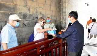 Hue monuments reopen to serve tourists from 13:00 on June 11, 2021