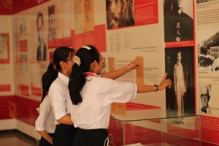 Summing and collecting types of intangible cultural heritage about President Ho Chi Minh