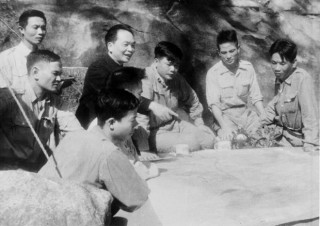 """Online exhibition on """"General Vo Nguyen Giap - A Legendary General"""""""
