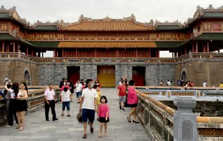 Hue monuments to reopen to visitors from October 1