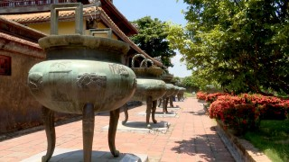 World documentary heritage dossier for the Nine Dynastic Urns reviewed