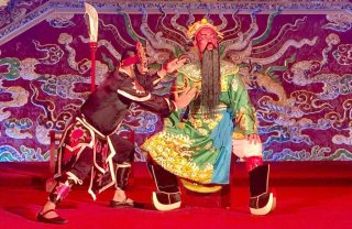 Dances and excerpts of Vietnamese classical drama Tuồng restored